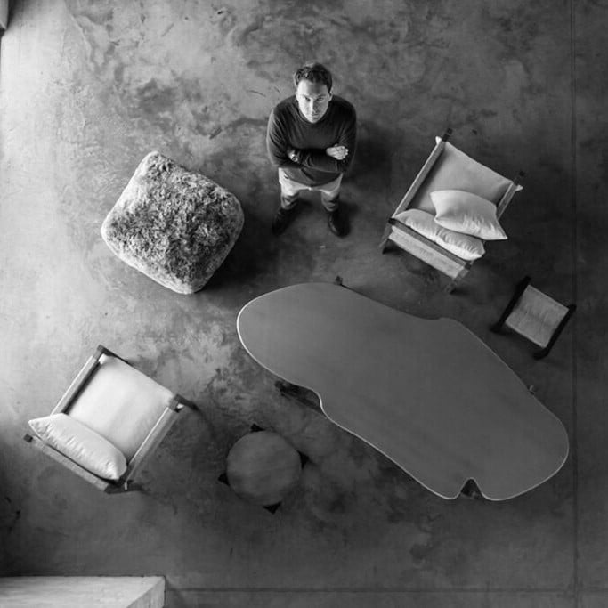 Atelier Fontein - Nazca collection - sustainable quality - design pieces - Van Wesepoel - striking furniture