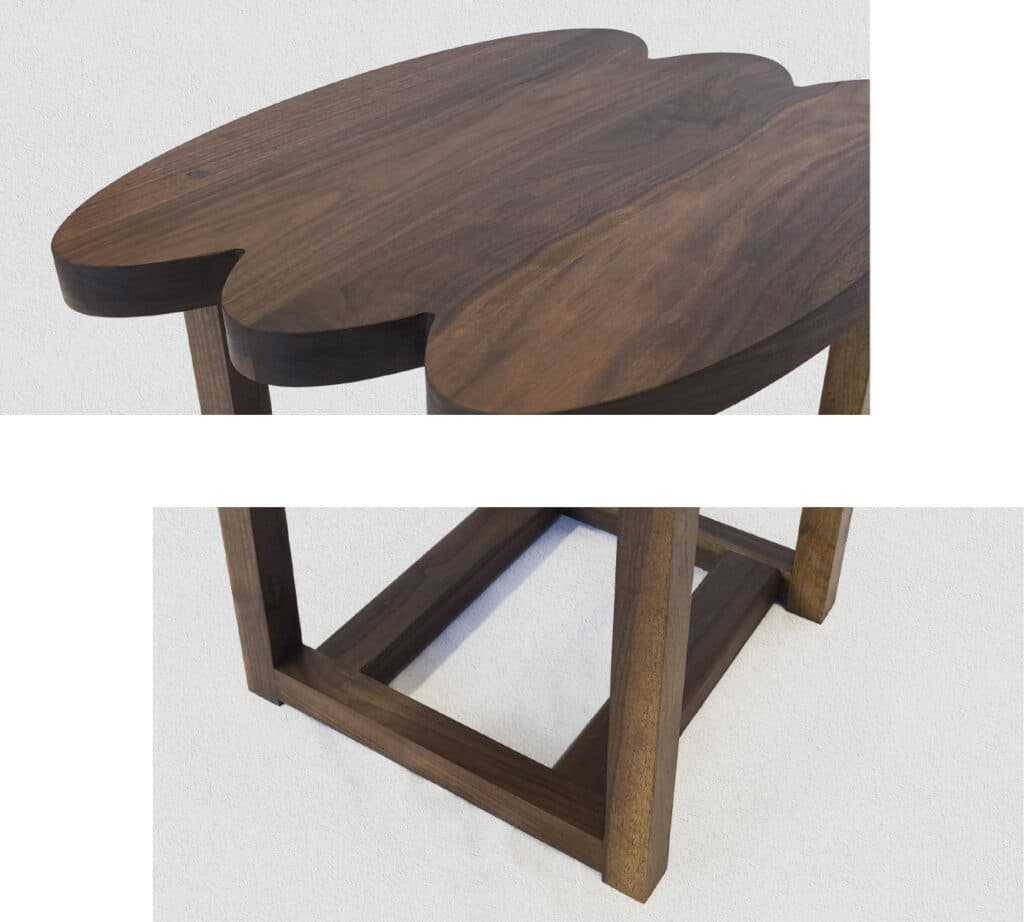 Atelier Fontein - POEL collection - sustainable quality - design pieces - Van Wesepoel - striking furniture